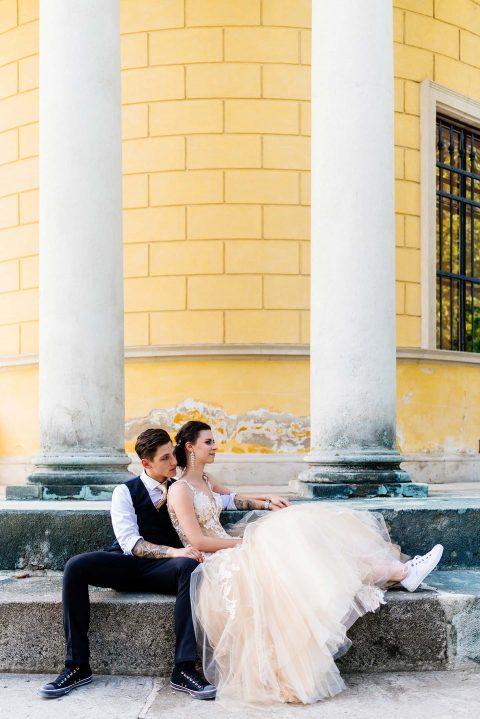 Anna & Ludwig: Glamouröse Gartenparty