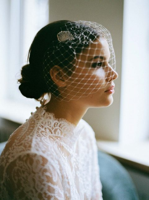 Die bellejulie Boudoir-Braut