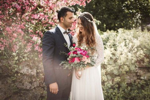 Dominique & Erhan: DIY-Wedding in der alten Gärtnerei