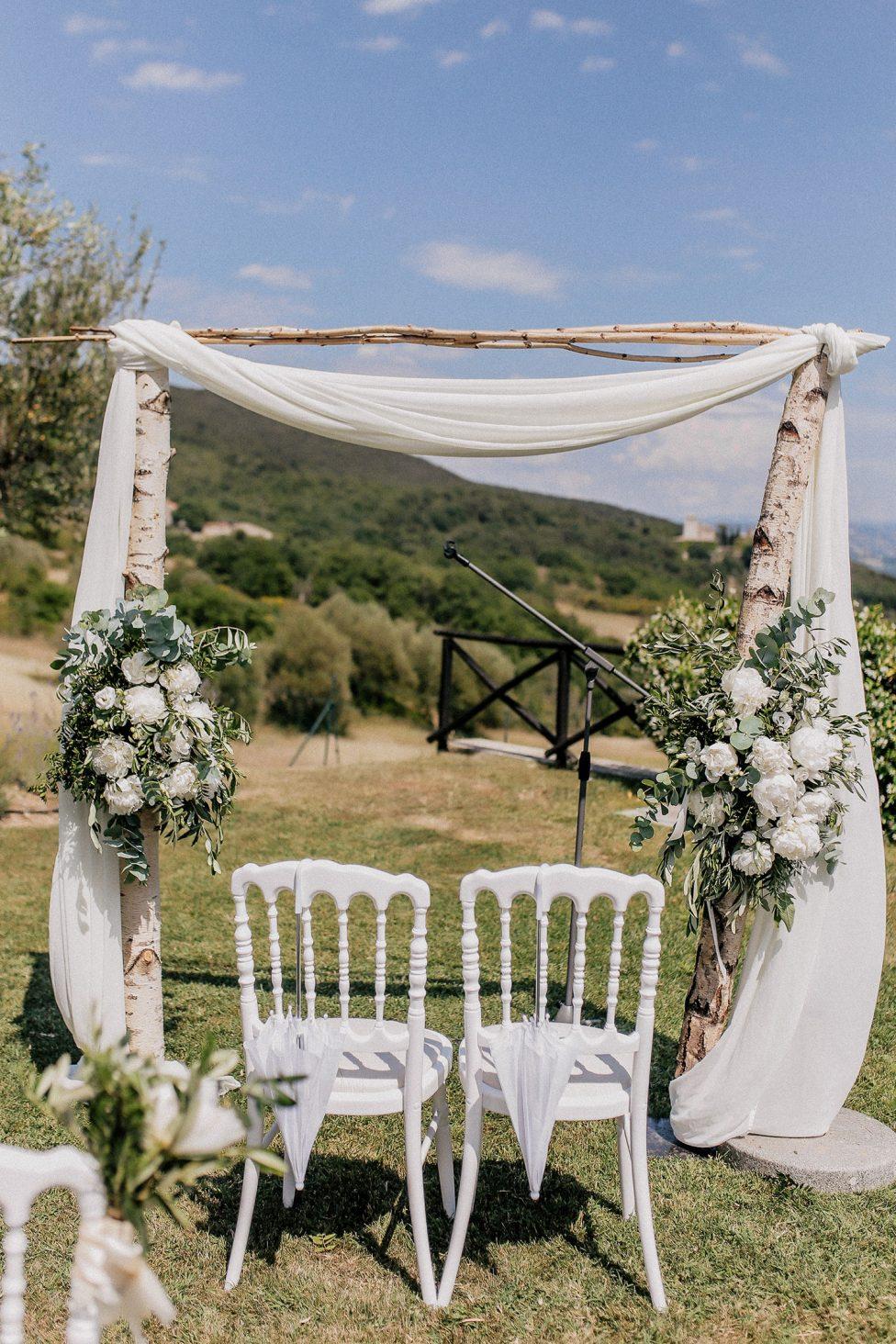 Isabella & Eric: Hochzeit mit Italienischen Lebensgefühl