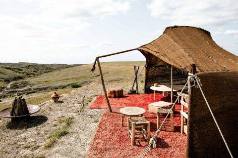 Hippie-Bräute und Boho-Chic in Marokko