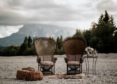 Indie-Wedding in den Alpen