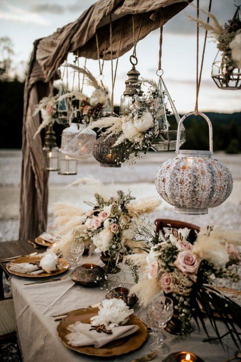 Indie-Wedding in den Alpen