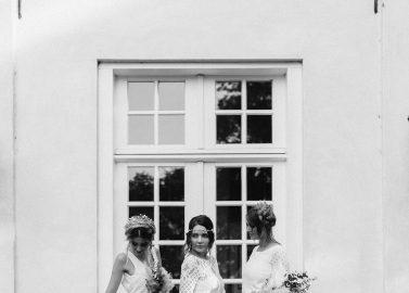 Sommerromantik mit drei Bräuten