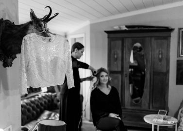 Winterliche Hochzeitsromantik im LaDü Düsseldorf