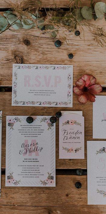 Spätsommerliche Hochzeitsinspiration in Linz Burg