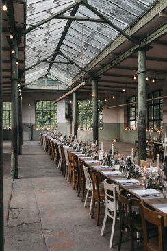Miriam & Bernhard: Hochzeitswochenende in der Wollfabrik
