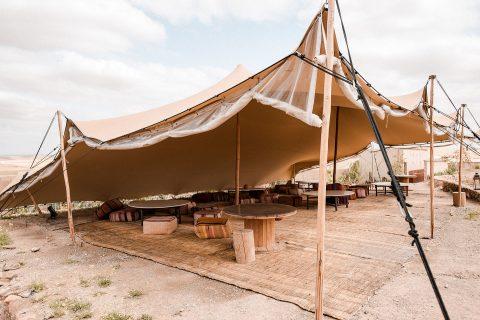 Emre & Irem: Luxus-Camping in Marokko