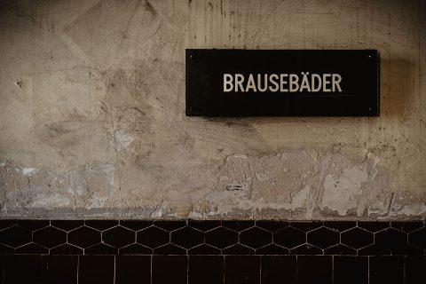 Jugendstil trifft auf die Goldenen 20er im Volksbad Nürnberg