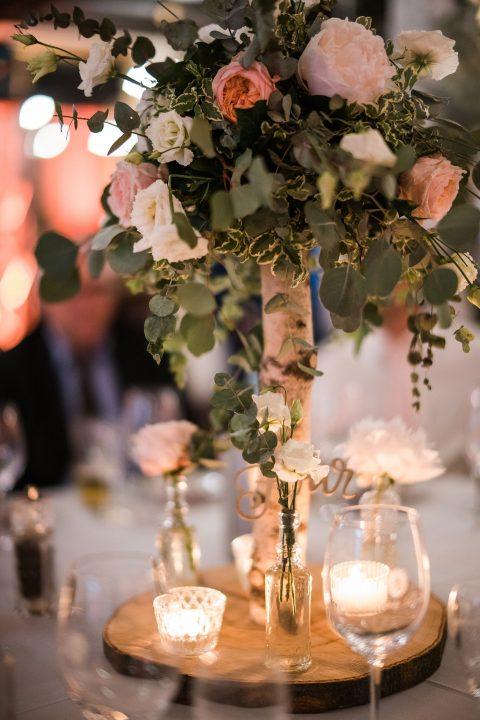 Sarah & Marcel: Hochzeit im pastelligen Vintage-Stil