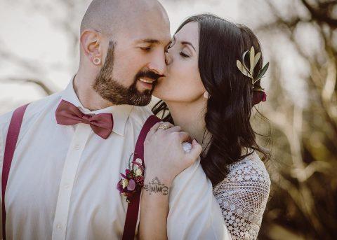 Boho-Country als Hochzeitsinspiration