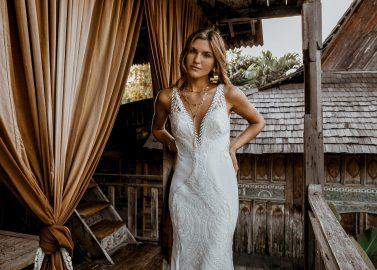 Herbstzeitlose: Die Brautmode 2018 von Lovers Society
