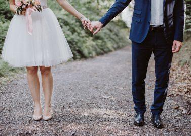 Kira & Jan-Hendrik: Kleine Hochzeit im Seeschlösschen