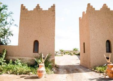 Traumhaftes Wüstenflair: Destination-Hochzeitsinspiration in Marokko