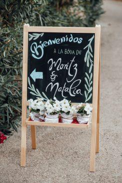 Natalia & Moritz: Finca-Hochzeit auf der Sonneninsel