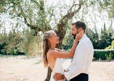 Sophie & Chris: Traumhochzeit an der Cote d'Azur