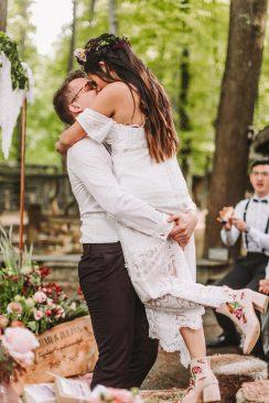 Eine Hochzeitsinspiration mit echtem Charakter