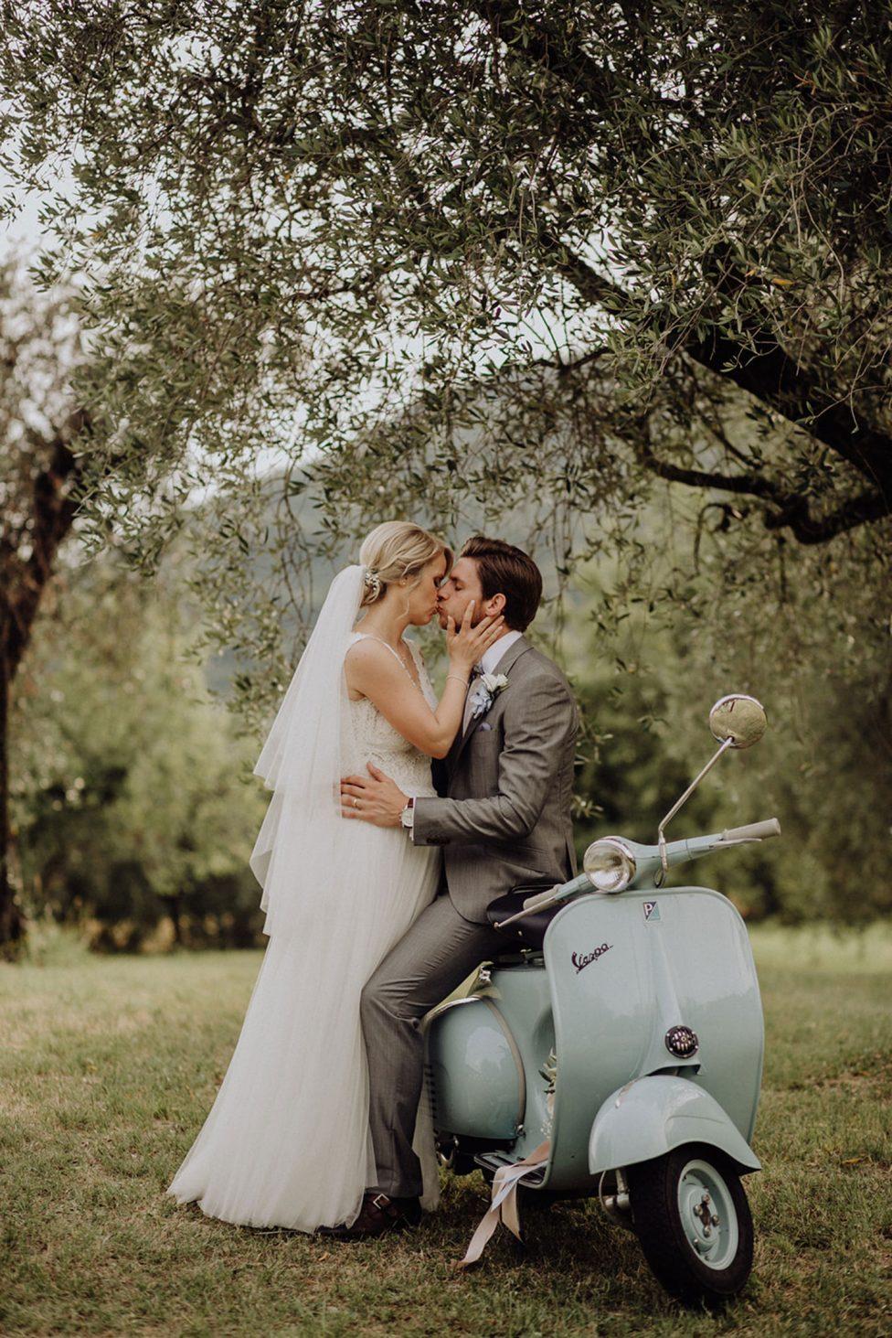 Linda & Marcel: Viaggio d'amore nach Italien