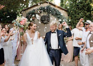 Die Kunst der Hochzeit – mit Embrace Your Love
