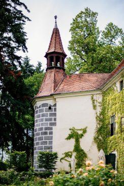 Schlosshochzeitsinspiration in Schloss Ernegg