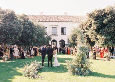 Akemi & Matthew: Traumhochzeit unter der Sonne Spaniens