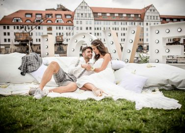 ILand Berlin: Hochzeit feiern mit Ibiza-Feeling