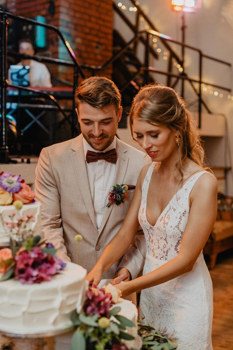 Sommerliche Hochzeit im Bräuhaus Schwarzach