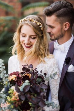 Herbstzauber: Heiraten in der Tabakfabrik