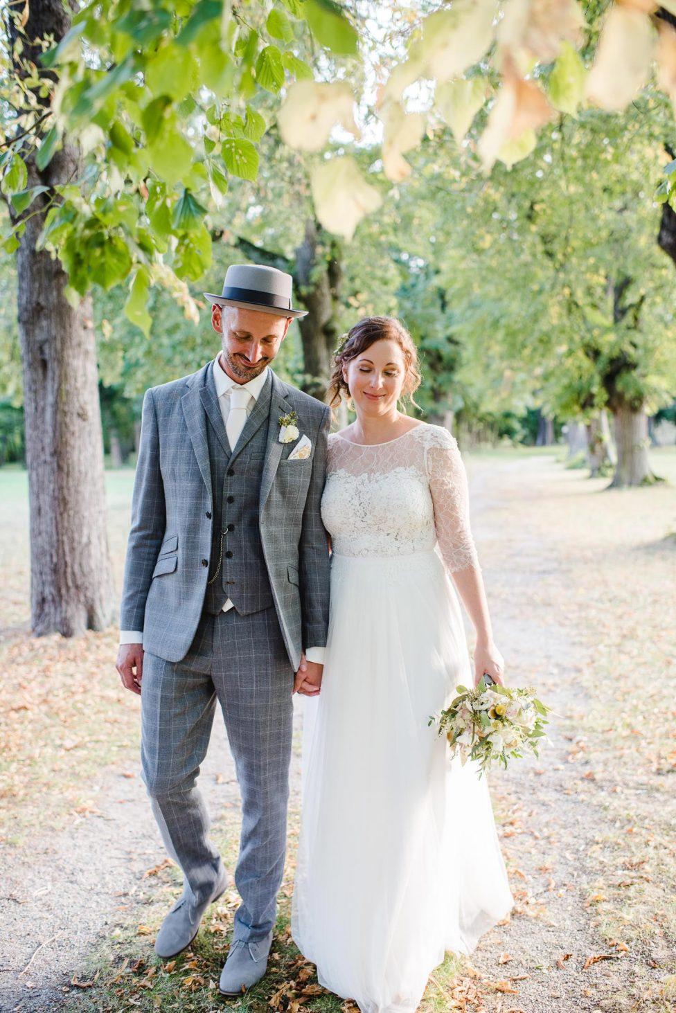 Christine & Richard: Hochzeit im Wiener Kaffeehaus-Stil