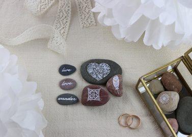 Türchen 13 – 2-Minuten DIY für schöne Deko-Steine