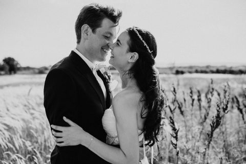 Adriana & Martin: Freie Trauung am See