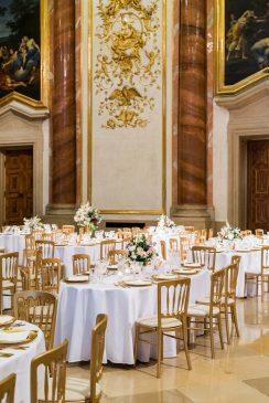 Traumhochzeit im Wiener Palais Liechtenstein