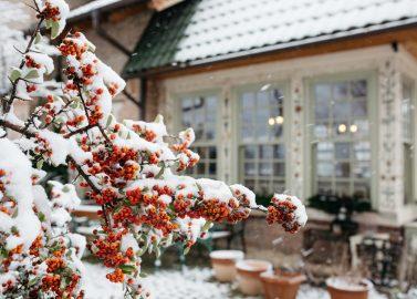 Winterliche Finesse & rustikale Vintageliebe