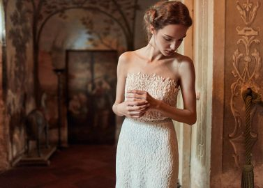 Fantasie & Wirklichkeit: Die Brautmoden-Kollektion 2019 von Anna Kara