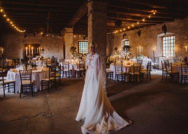Isabella & Mike: Mediterrane Hochzeit in den Weinbergen von Südtirol
