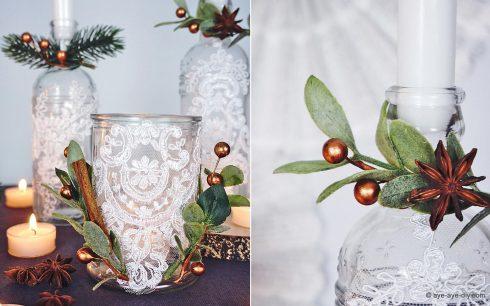 Turchen 17 Festliche Diy Teelichter Fur Die Winterhochzeit