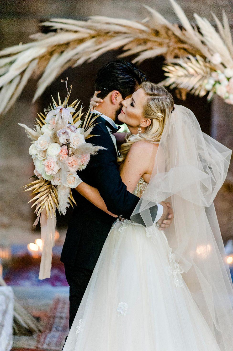 Claudia & Michael: Orientalische Hochzeit in der Zacherlfabrik Wien