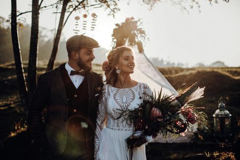 Bohemian-Inspiration in satten Herbstfarben