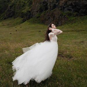 Die WHISPER-Collection 2019 von daalarna Couture