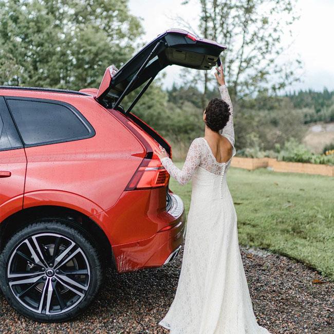 Volvo und Hochzeitswahn