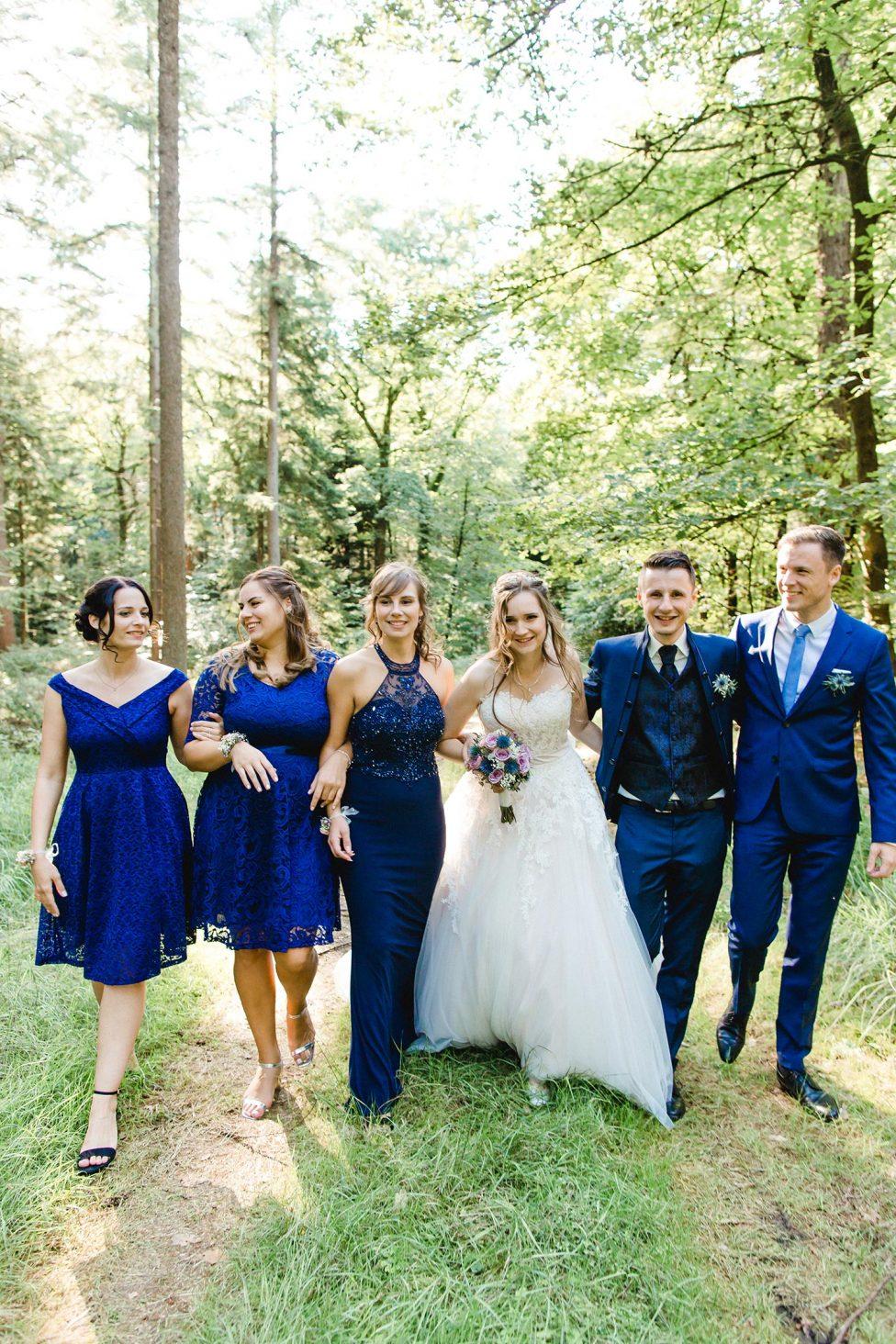 Sarah & Michael: Rittergut Valenbrook Hochzeit im schottischen Flair