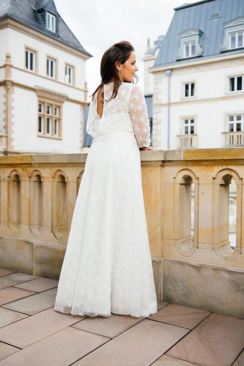 küssdiebraut Plus-Brautkleider aus der Kollektion 2019