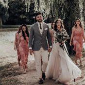 Secil & Dogukan: Boho-Hochzeitstraum im Wasserschloß Raesfeld