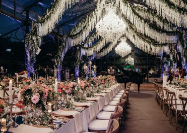 Luxus-Hochzeitstraum verwirklichen mit Fine Weddings & Parties