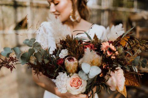 Urban-Boho: Die Bridal Kollaktion 2019 von Labude