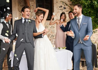 #HOCHZEITSLIEBE – Die neue Bräutigam-Kollektion von AFTER SIX