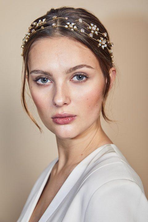 Jannie Baltzer 2019: Feinster Haarschmuck zum Brautkleid