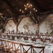 Schloss Langenburg: Vegane Boho-Chic Hochzeit
