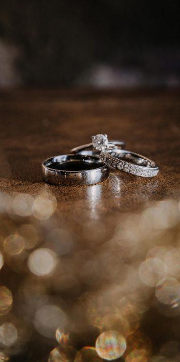 Jagdschloss Platte: Hochzeit im Winterwonderland