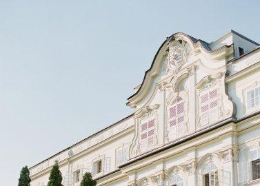 Schloss Leopoldskron: Traumhochzeit über den Dächern Salzburgs